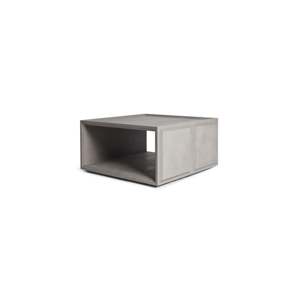 plus coffee table featured in Concrete coffee tables|storage solutions by Lyon Béton