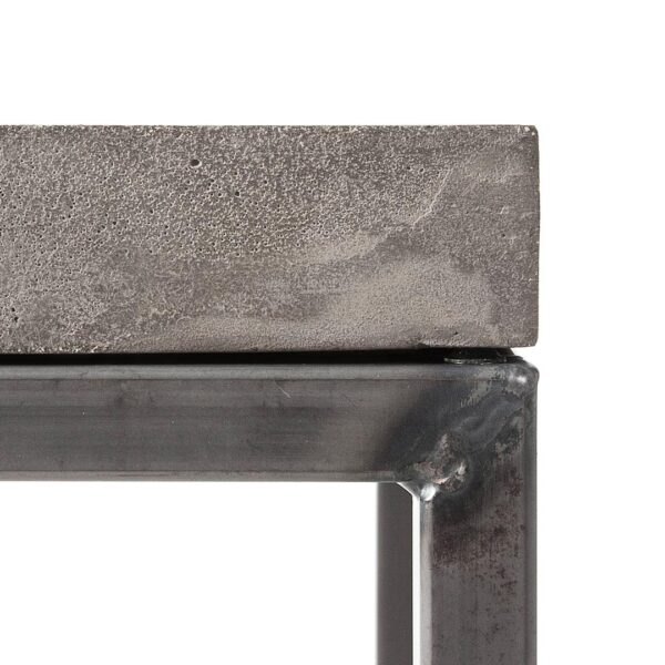 perspective square coffee table - XL featured in Concrete coffee tables by Lyon Béton